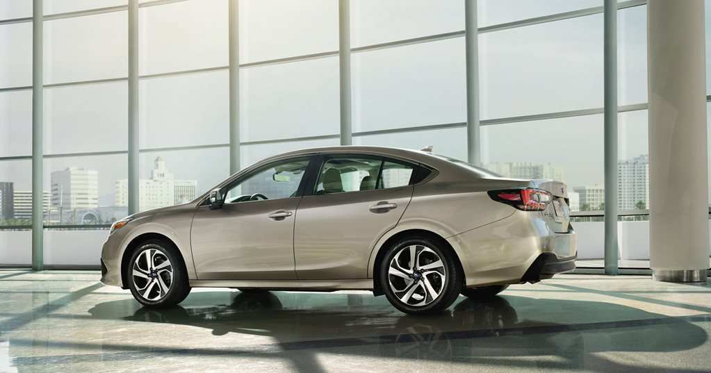 31 New 2020 Subaru Liberty Pictures