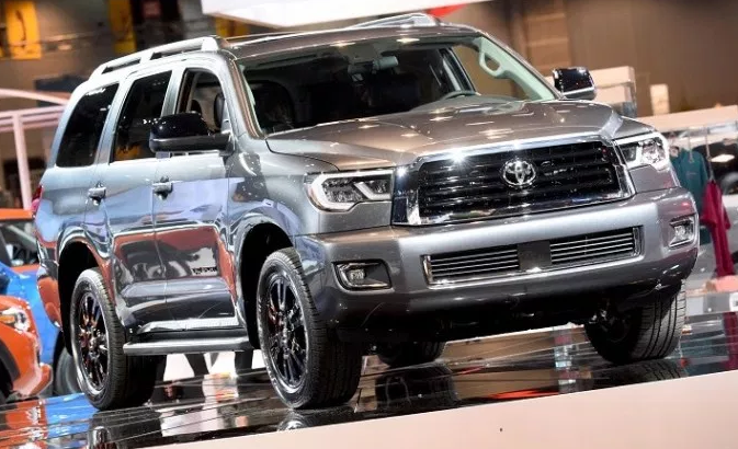 31 New 2020 Toyota Sequoia Performance And New Engine