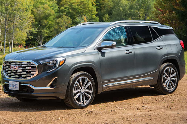 31 New GMC Terrain 2020 Research New