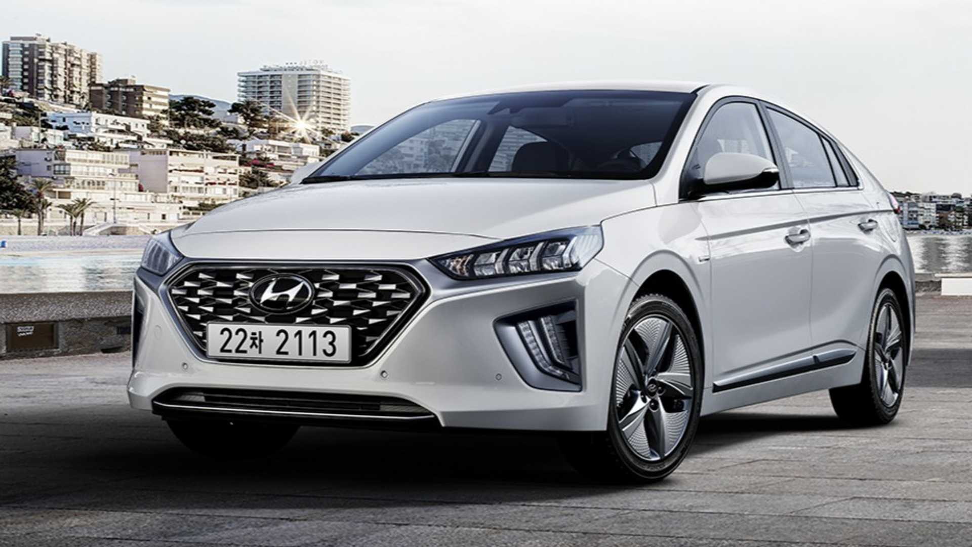 31 New Hyundai Ioniq 2020 Release Date And Concept