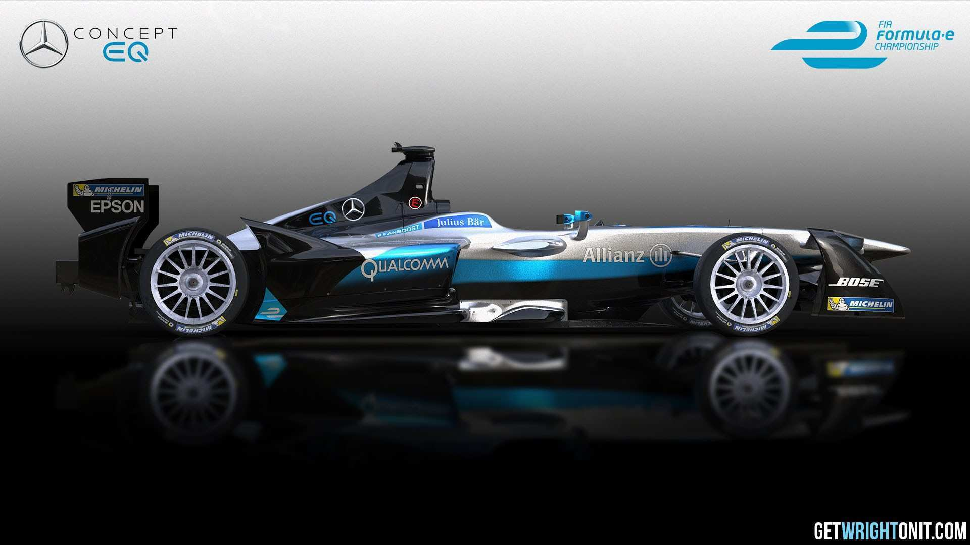 31 New Mercedes Formula E 2019 Performance