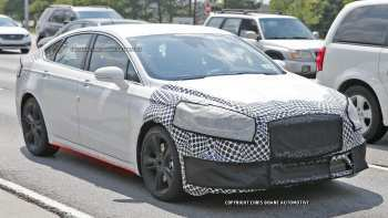 31 New Spy Shots Ford Fusion Prices