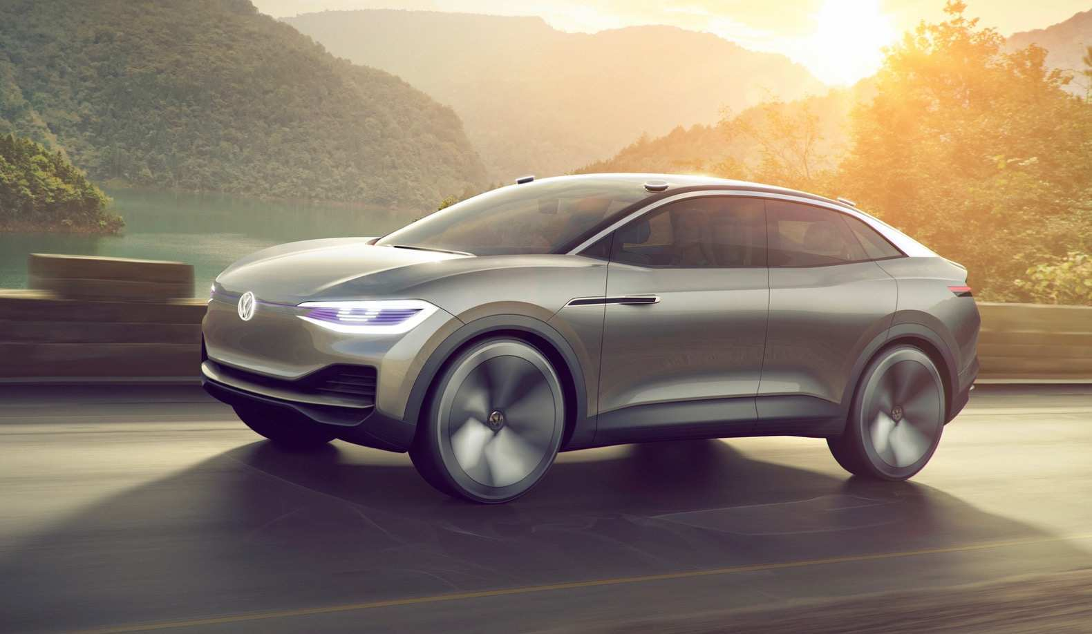 31 New Volkswagen Electric Suv 2020 History