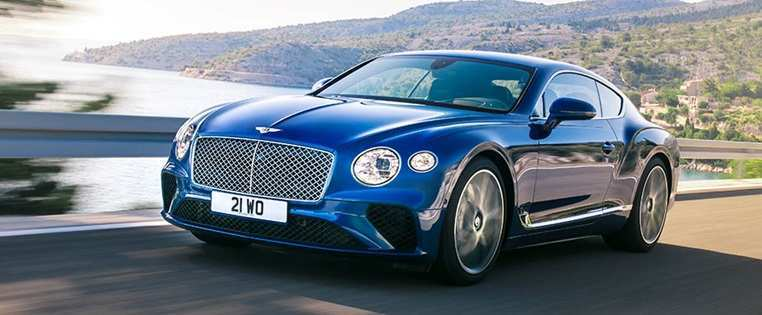 31 The 2019 Bentley Continental GT Redesign And Concept