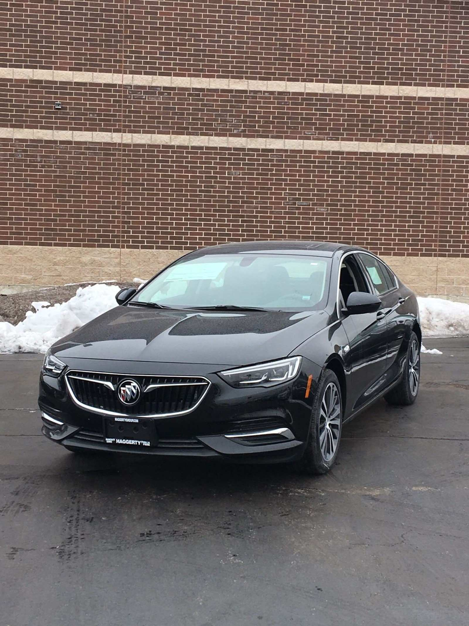 31 The 2019 Buick Regal Wallpaper