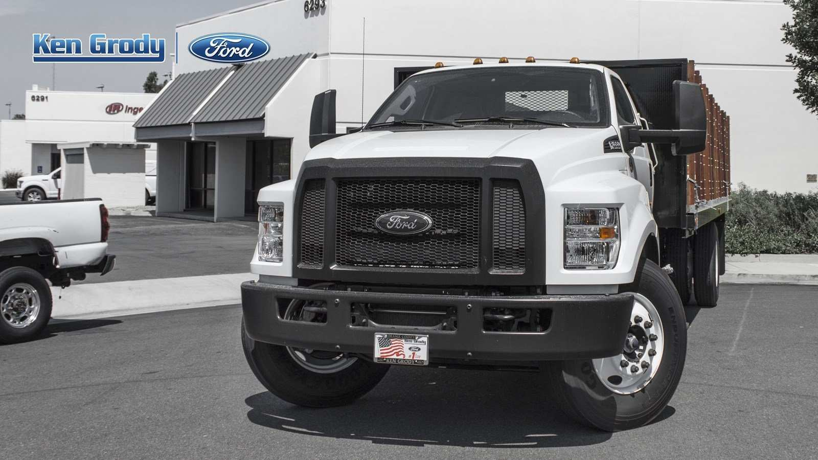 31 The 2019 Ford F650 Wallpaper