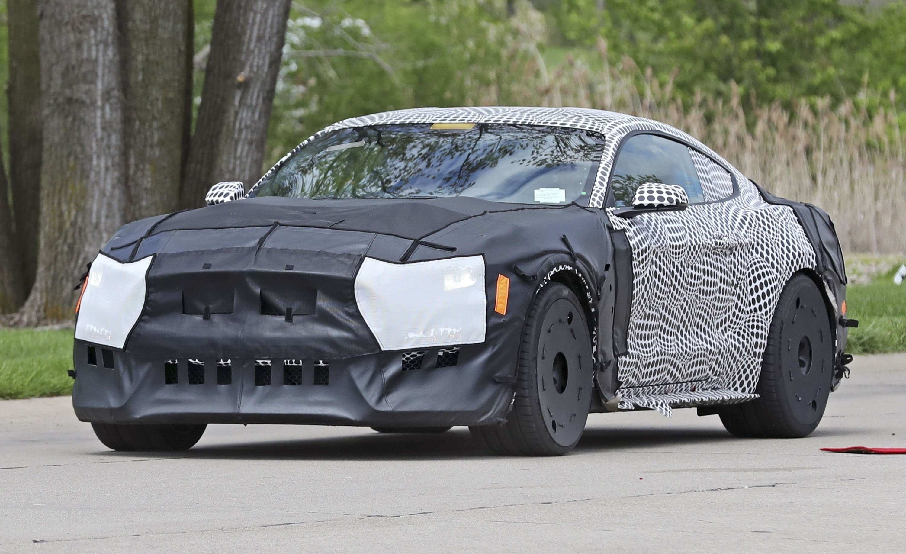 31 The 2019 Ford Mustangand Configurations