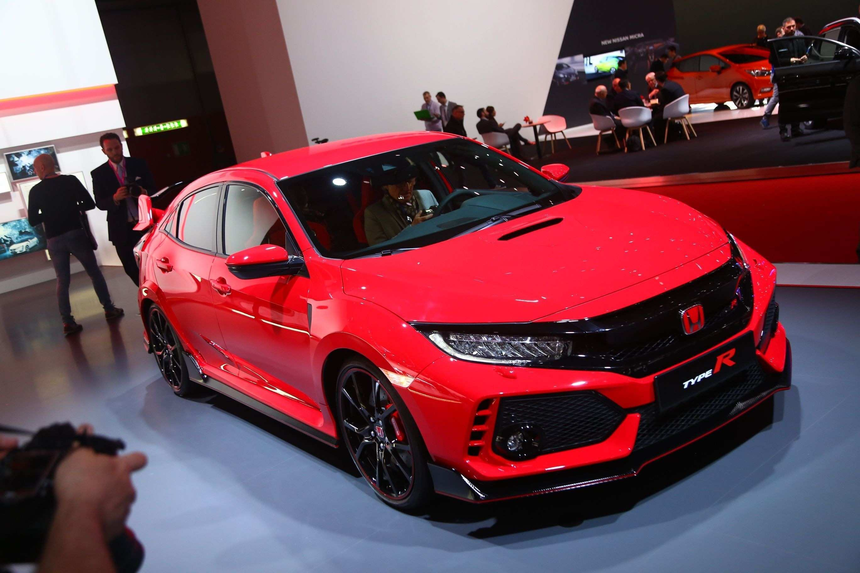 31 The 2019 Honda Accord Type R First Drive