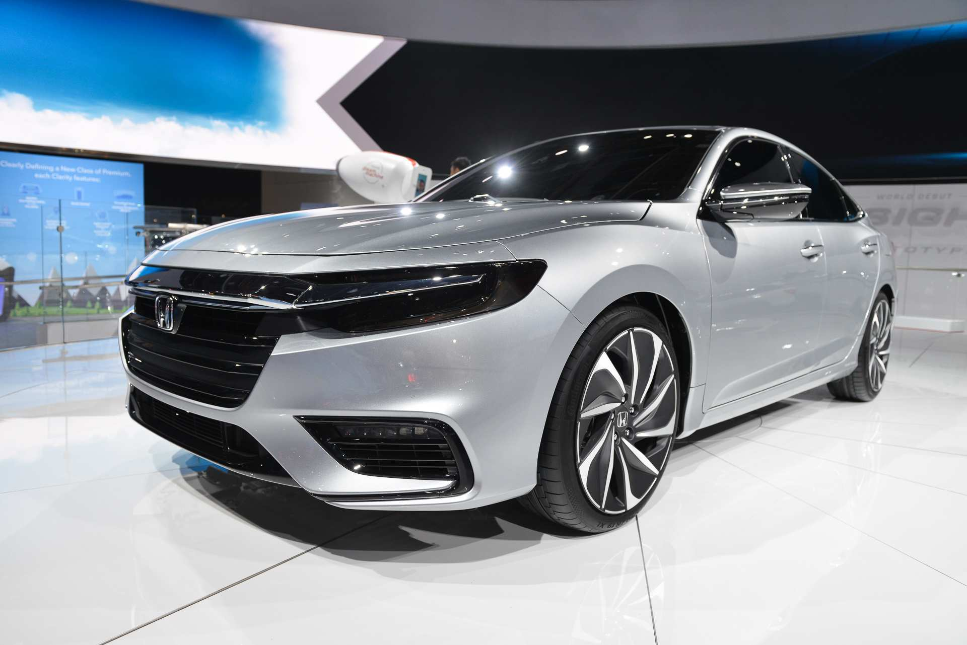 31 The 2019 Honda Insight New Concept