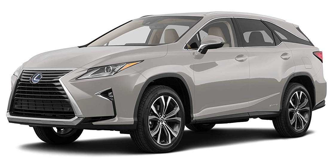 31 The 2019 Lexus RX 350 First Drive