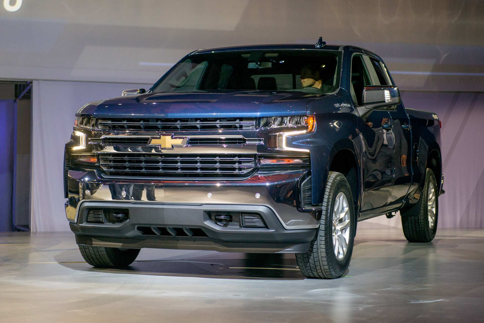31 The 2019 Spy Silverado 1500 Diesel Speed Test