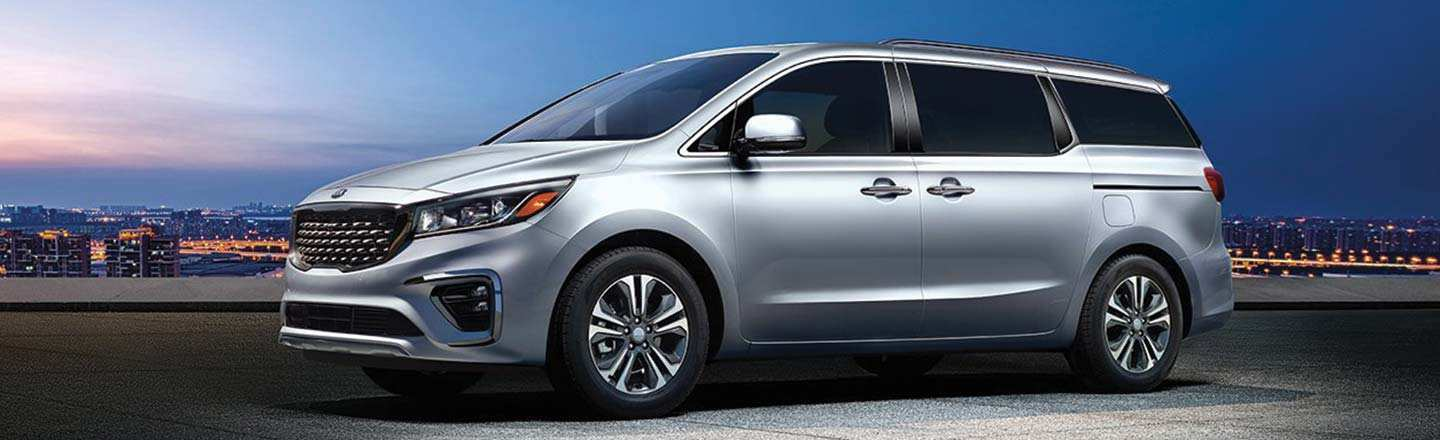 31 The 2019 The All Kia Sedona Speed Test