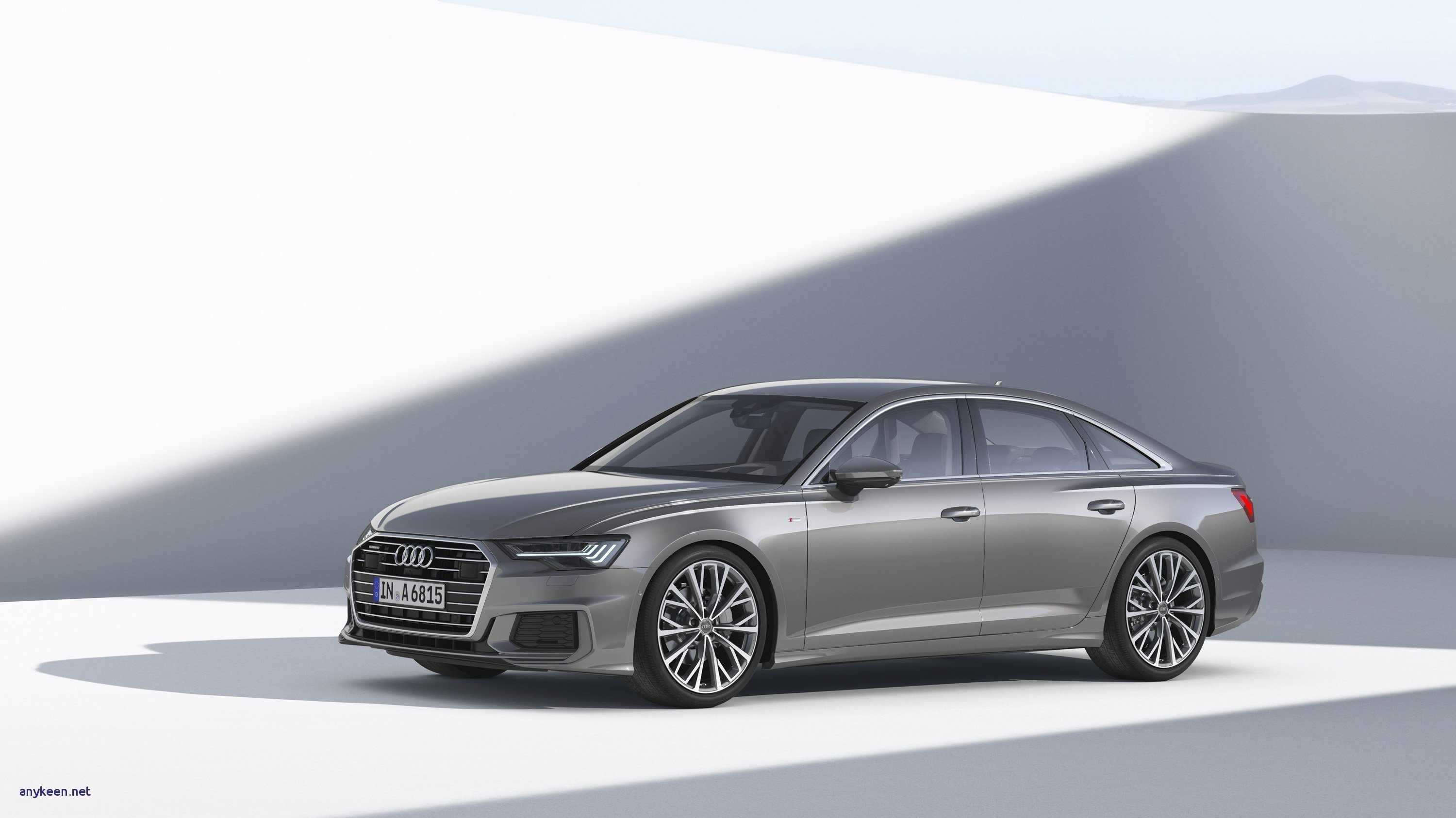 31 The 2020 Audi A6 Comes History