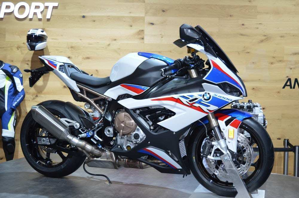 31 The 2020 BMW S1000Rr Exterior