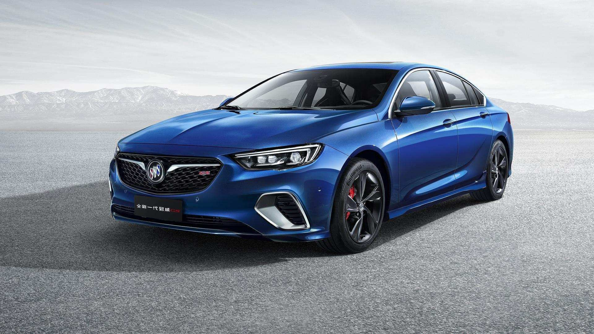 31 The 2020 Buick Regal Gs First Drive