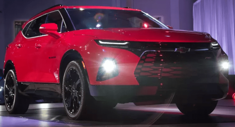 31 The 2020 Chevy Blazer K 5 Images