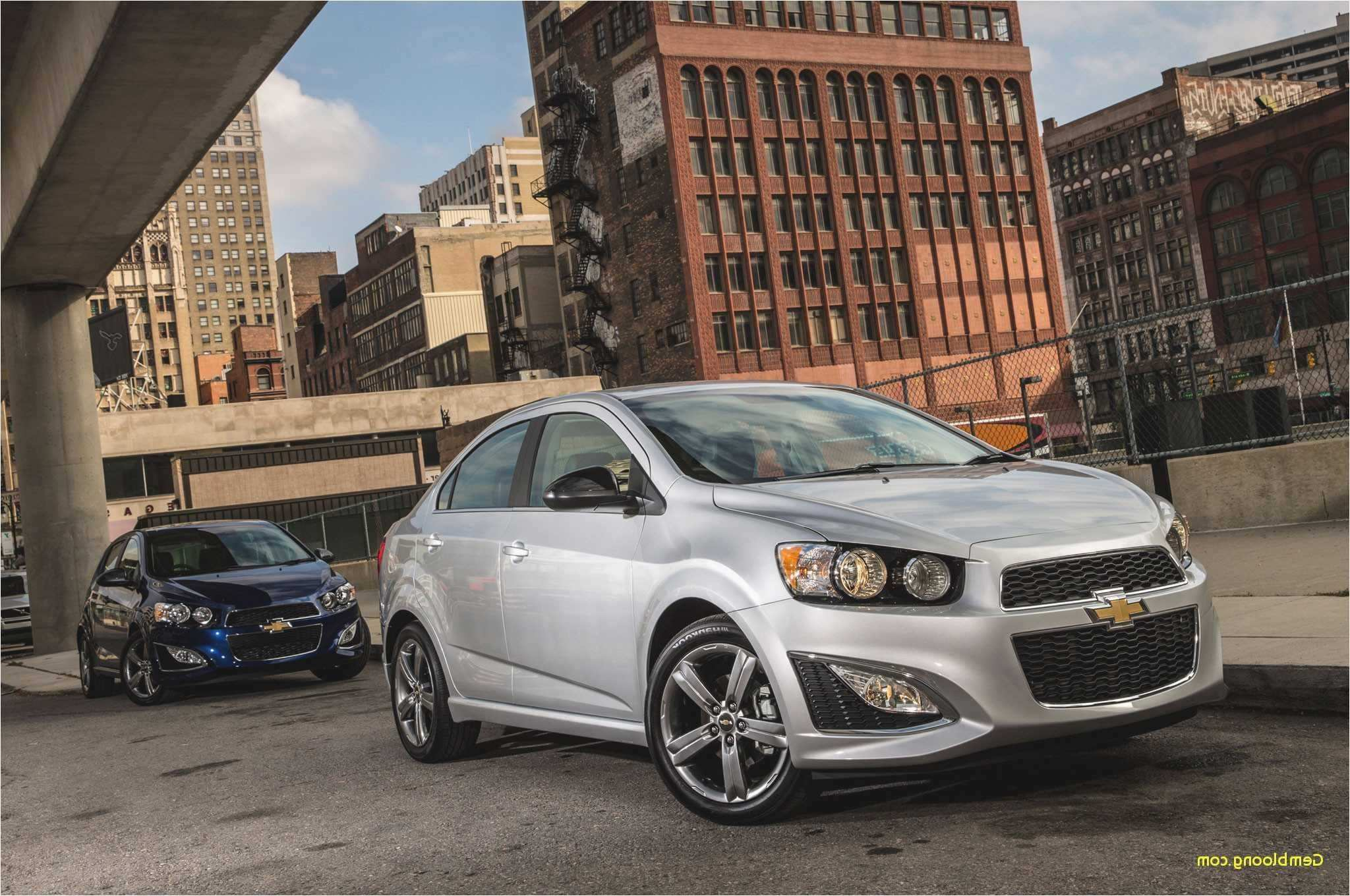 31 The 2020 Chevy Sonic Ss Ev Rs New Review