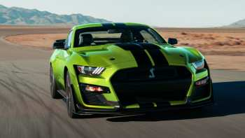31 The 2020 Ford Mustang Gt500 First Drive