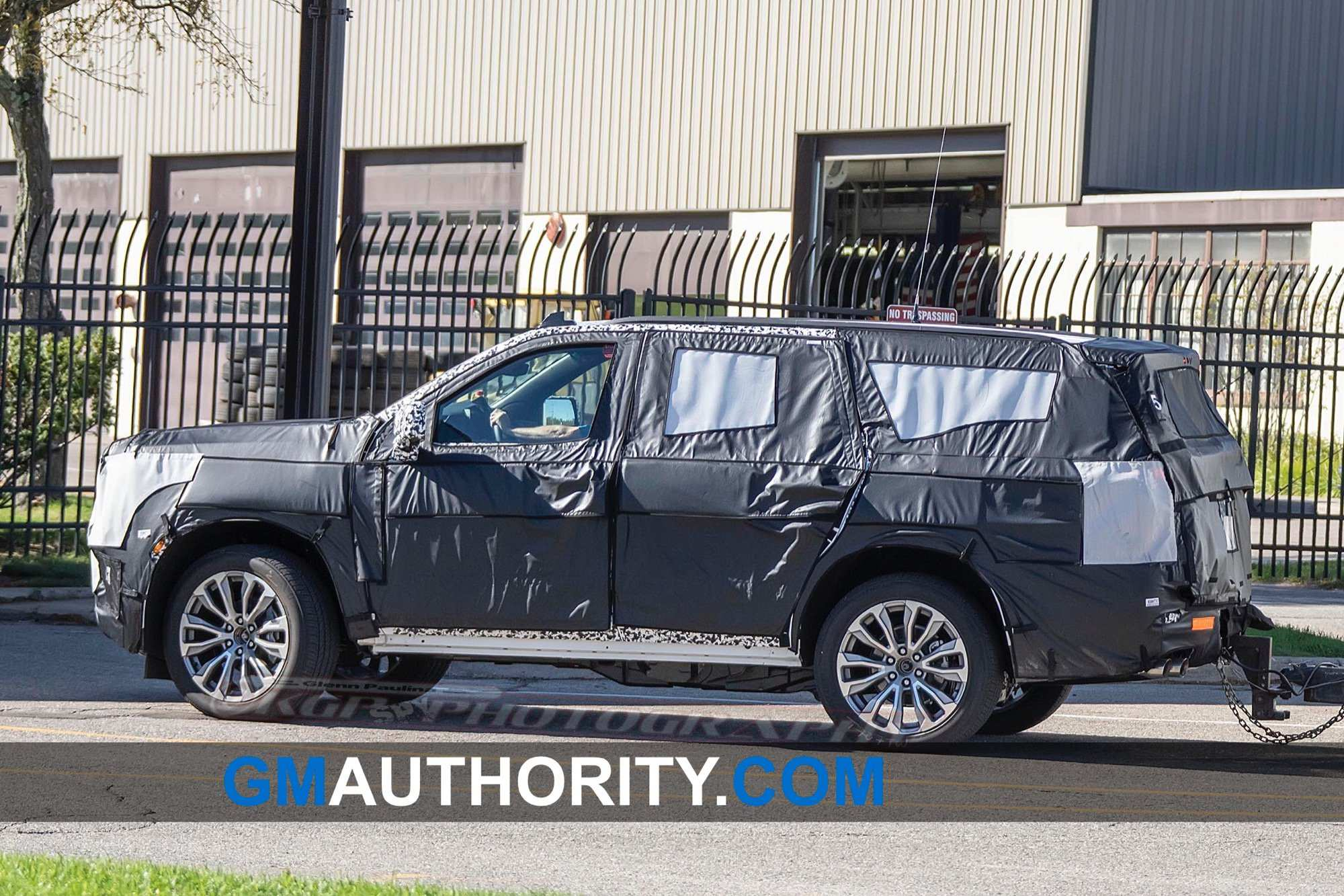 31 The 2020 GMC Yukon Spy Photos Exterior And Interior