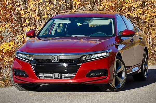 31 The 2020 Honda Accord Photos