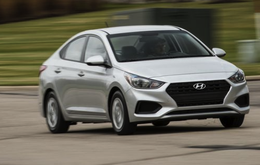 31 The 2020 Hyundai Accent Pictures