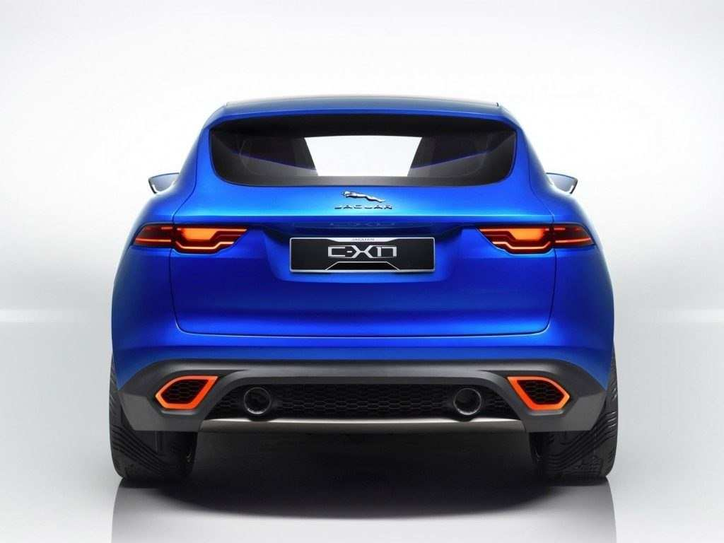 31 The 2020 Jaguar C X17 Crossover Spy Shoot