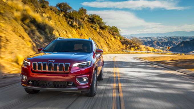 31 The 2020 Jeep Grand Cherokee Performance