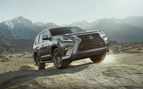 31 The 2020 Lexus Gx Performance