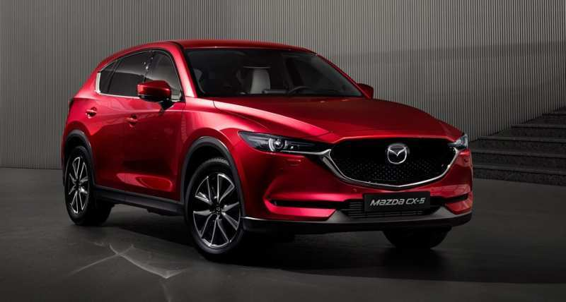 31 The 2020 Mazda Cx 5 Grand Touring Redesign And Concept