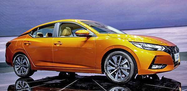 31 The 2020 Nissan Sentra Review And Release Date