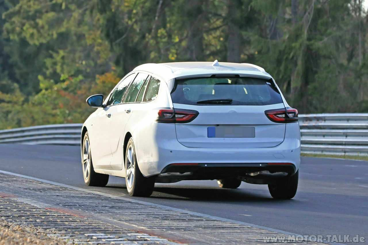 31 The 2020 Opel Insignia Redesign And Concept