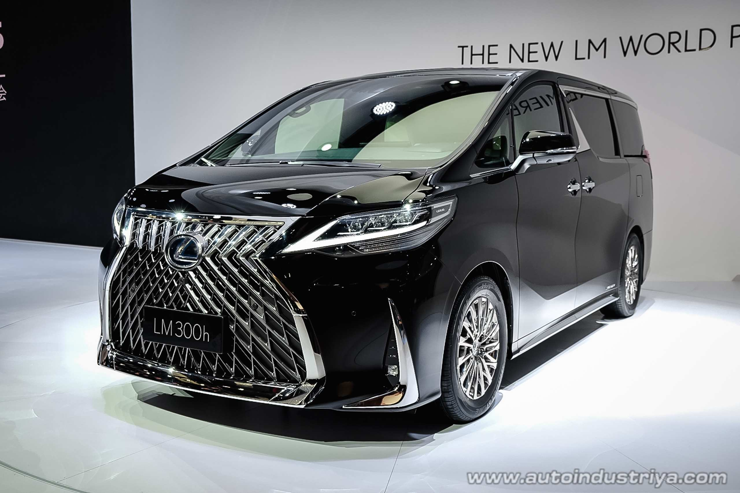 31 The 2020 Toyota Alphard Ratings