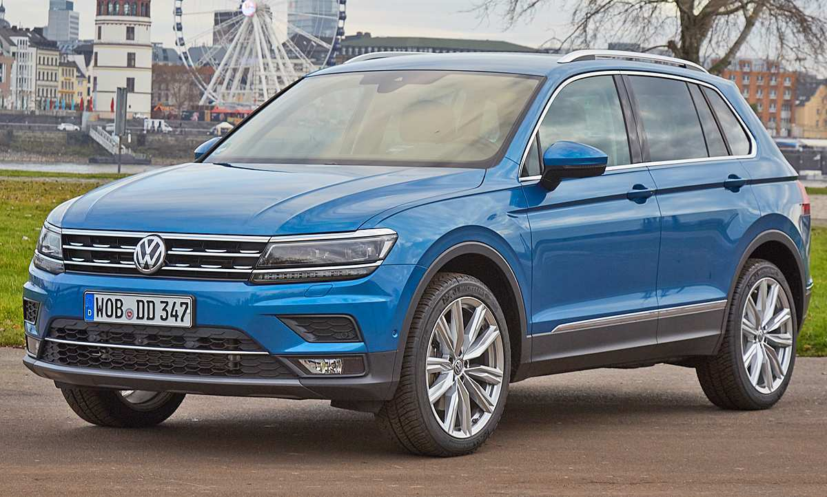 31 The 2020 VW Tiguan New Model And Performance