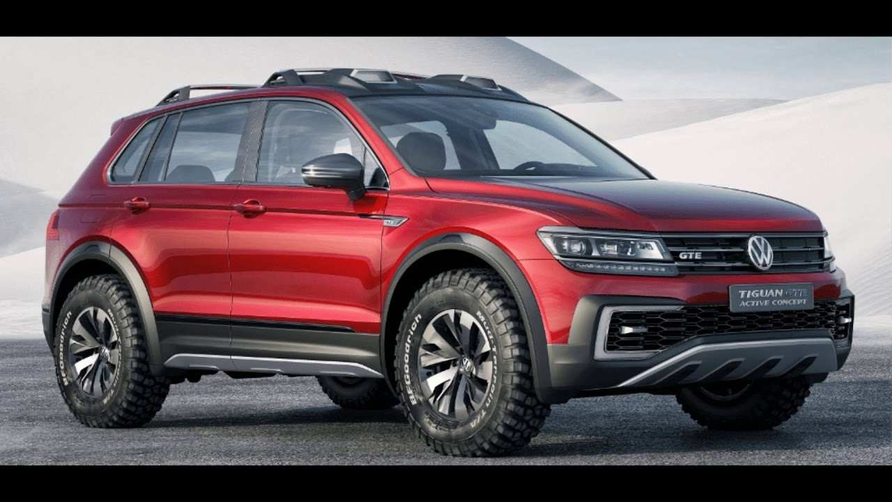 31 The 2020 Volkswagen Tiguan Performance
