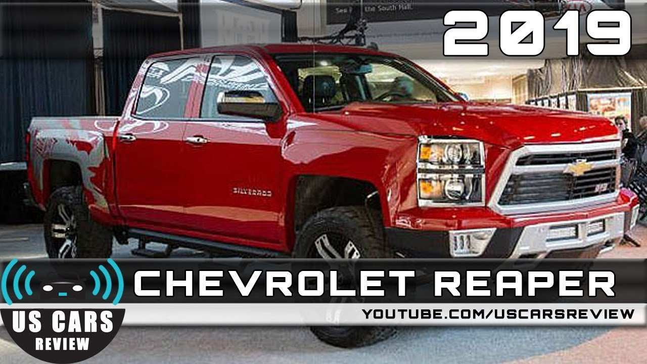 31 The Best 2019 Chevy Reaper Redesign And Review
