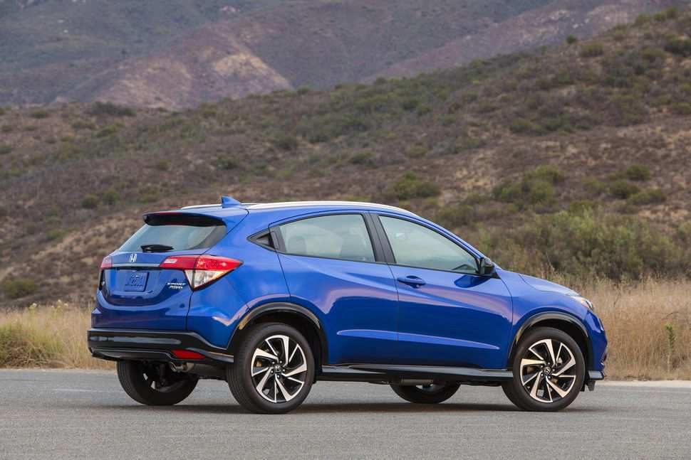 31 The Best 2019 Honda HR V Photos