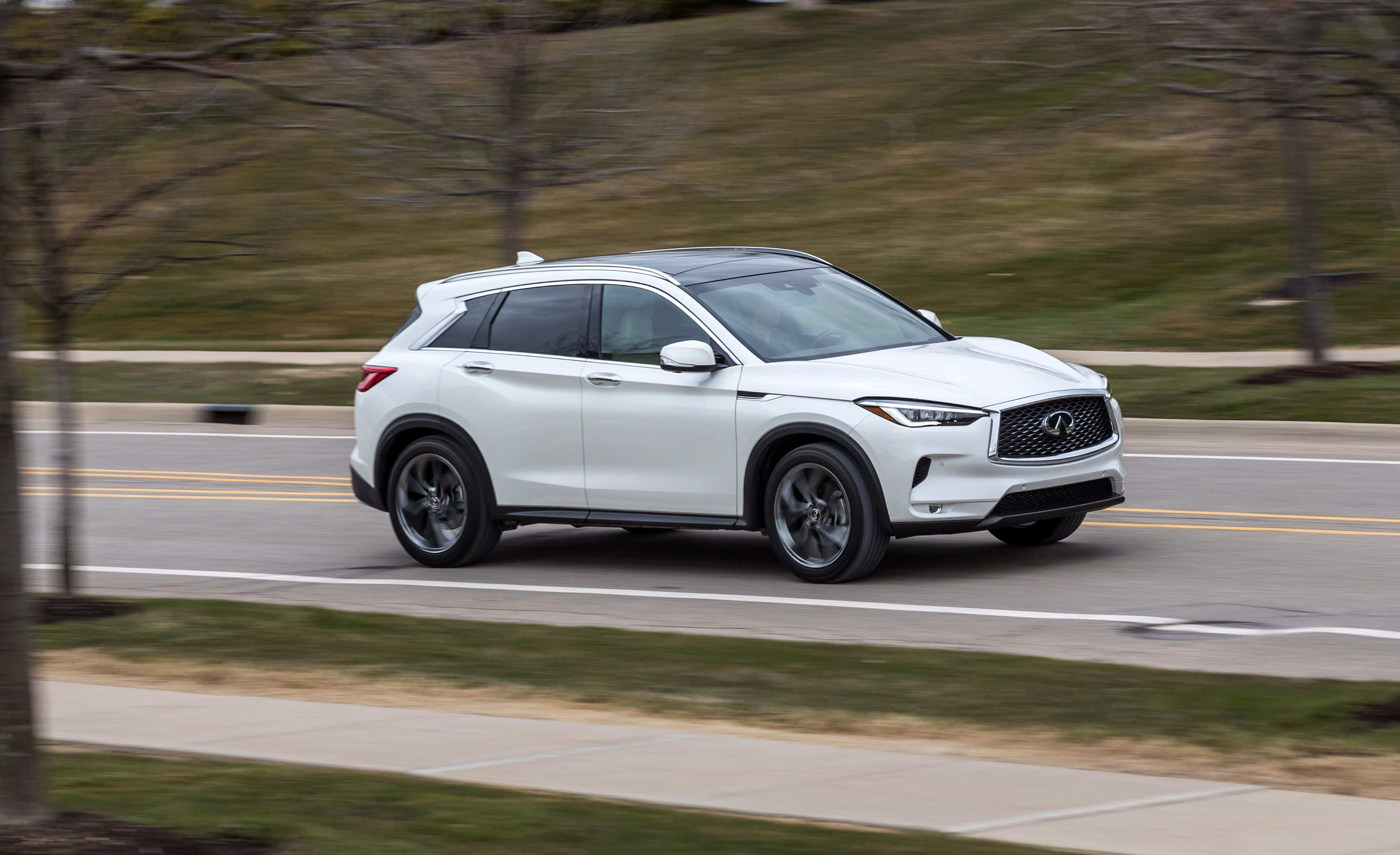 31 The Best 2019 Infiniti Qx50 Black Concept And Review