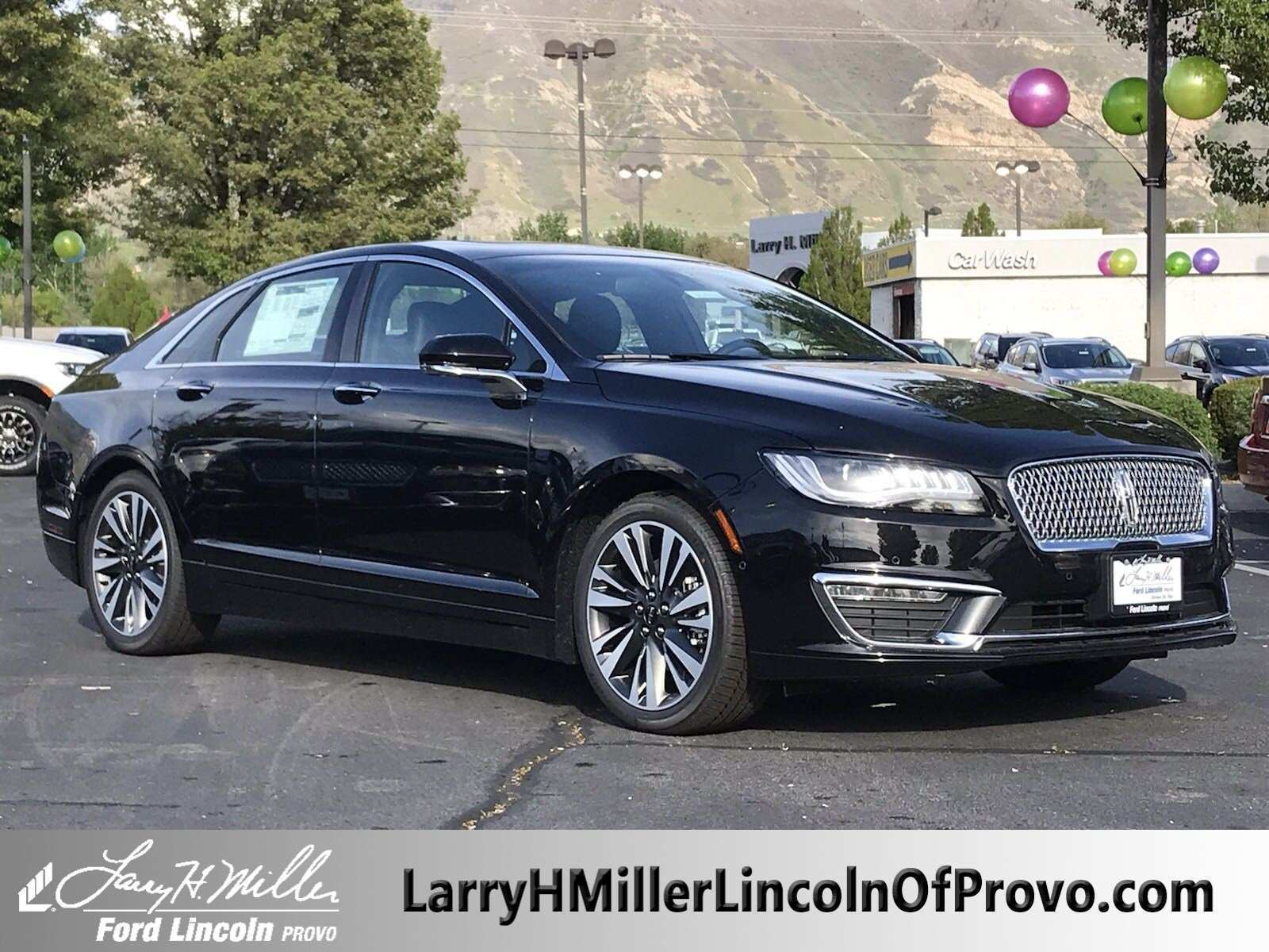 31 The Best 2019 Lincoln MKZ Hybrid Interior