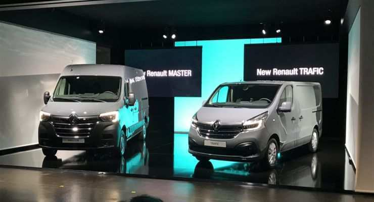 31 The Best 2019 Renault Trafic New Review