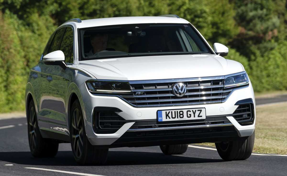 31 The Best 2019 Vw Touareg Tdi New Model And Performance