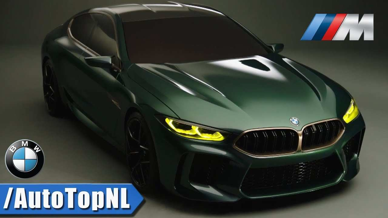31 The Best 2020 BMW M8 Redesign