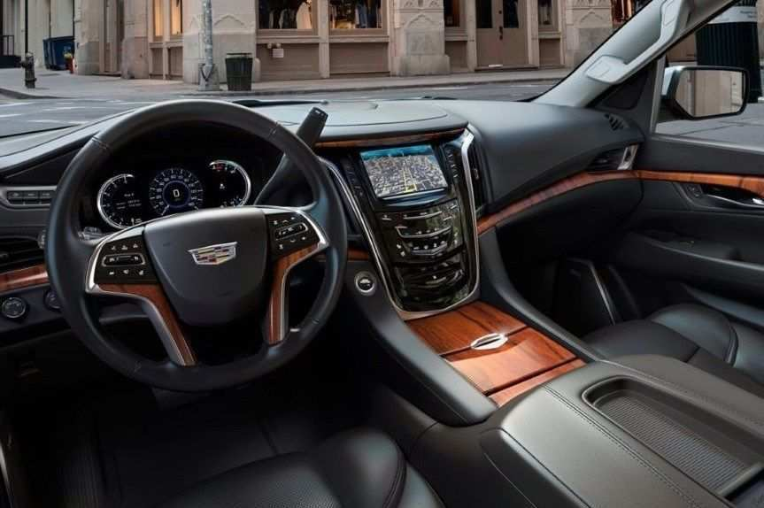 31 The Best 2020 Cadillac Xt6 Interior Concept