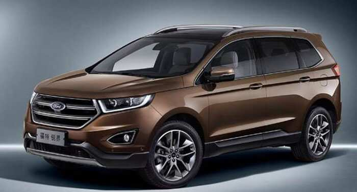 31 The Best 2020 Ford Edge Specs And Review
