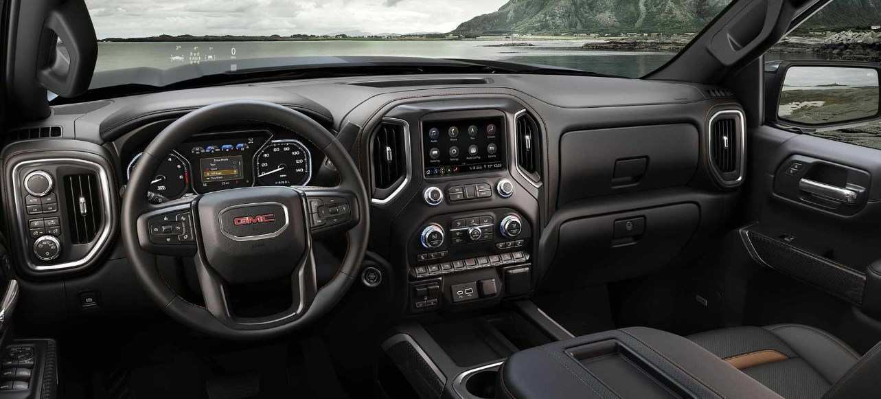 31 The Best 2020 GMC Interior Review