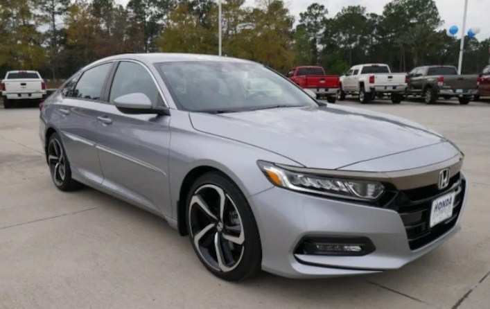 31 The Best 2020 Honda Accord Sedan Release Date
