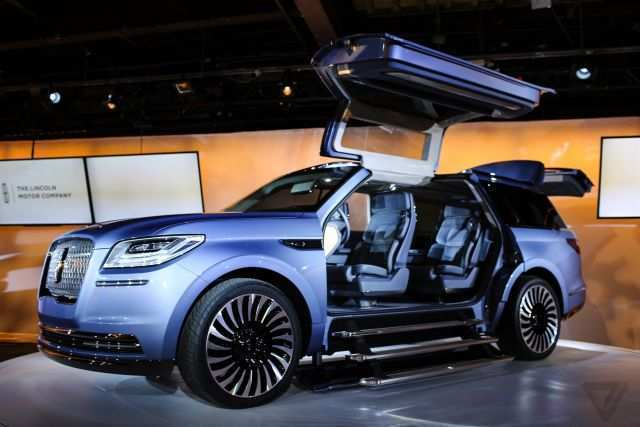 31 The Best 2020 Lincoln Navigator Engine