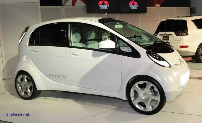 31 The Best 2020 Mitsubishi I MIEV New Review