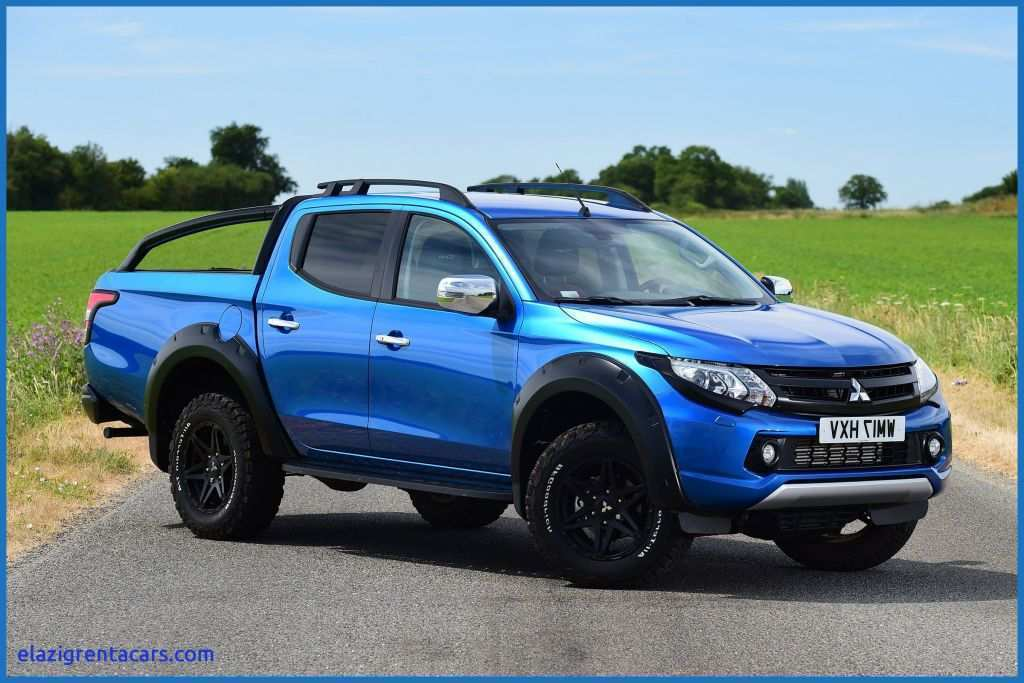 31 The Best 2020 Mitsubishi Triton Perfect Outdoor Overview