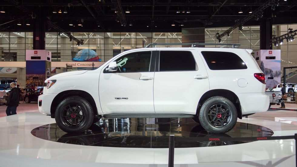 31 The Best 2020 Toyota Sequoia Release Date