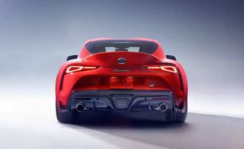 31 The Best 2020 Toyota Supra Release Date And Concept